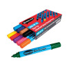Showme Drywipe Pen Slim Barrel Fine Tip Assorted (Pack of 10) FSDP10A