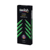 Swash Komfigrip Handwriting Black Pen (Pack of 12) THW12BK