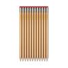 Graffico Eraser Tip Pencil HB (Pack of 12) EN05984