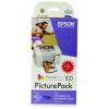 Epson T5734 Black /Cyan/Magenta/Yellow Inkjet Cartridge Paper (Pack of 4) C13T573040 / T5730