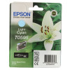 Epson T0595 Light Cyan Inkjet Cartridge C13T05954010 / T0595