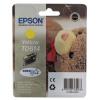Epson T0614 Yellow Inkjet Cartridge C13T06144010 / T0614