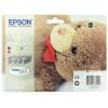 Epson T0612 Cyan Inkjet Cartridge C13T06124010 / T0612