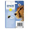 Epson T0714 Yellow Inkjet Cartridge C13T07144012