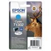 Epson T1302 XHY Cyan Inkjet Cartridge C13T13024012