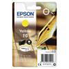 Epson 16 Yellow Inkjet Cartridge C13T16244012