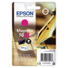Epson 16XL Magenta Inkjet Cartridge C13T16334012