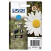 Epson 18 Cyan Inkjet Cartridge C13T18024012