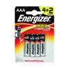 Energizer MAX E92 AAA Batteries (Pack of 6) E300142400