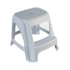 GPC White Plastic Step Stool (L470 x W510 x H400mm) HE400Z