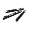 GBC Black CombBind 38mm Binding Combs (Pack of 50) 4028205U