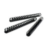 GBC Black CombBind 51mm Binding Combs (Pack of 50) 4028187