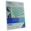 GBC LeatherGrain 250gsm A4 Royal Blue Binding Covers (Pack of 100) CE040029U