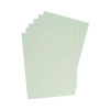 GBC LeatherGrain A4 Binding Covers 250gsm White (Pack of 100) CE040070