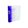 Guildhall GLX Ergogrip Frosted A4 Ring Binder Lilac (Pack of 2) 4544