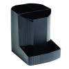 Exacompta Forever Pen Pot Black 675014D