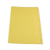 Guildhall Yellow Square Cut Folder Foolscap (Pack of 100) FS315-YLWZ