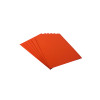 Guildhall Orange Square Cut Folder (Pack of 100) FS315-ORGZ