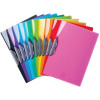 Iderama Clip Files Assorted Pack of 20 45670E