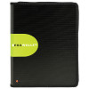 Exacompta Exactive Wallet Conference Folder with Calculator Black 55534E