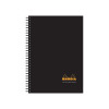 Rhodia A5 Wirebound Notebook Pk3 Buy 2 Get One Free GH811456