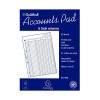 Guildhall 6-Column Cash Account Pad A4 GP6
