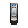 Purell ADX-12 Dispenser 1200ml Chrome/Black 8828-06