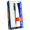 PaperMate Flexgrip Ultra Ballpoint Pen Fine Black (Pack of 12) S0190053