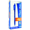 PaperMate ComfortMate Ultra Retractable Ballpoint Pen Medium Blue (Pack of 12) S0512280