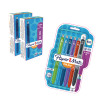 Papermate Inkjoy Gel Retractable Blue (Pack of 12 with Free Pack of 6 Assorted) GL839624