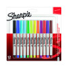 Sharpie Ultra-Fine Marker Assorted (Pack of 12) S0941891