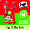 Pritt Stick 11g Hanging Box (Pack of 10) 1456040