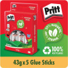 Pritt Stick 43g (Pack of 5) 1456072