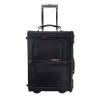 Monolith Nylon Wheeled Pilot Case Black 2383