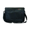 Monolith Motion II Courier Messenger Bag Black 3203