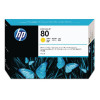 HP 80 Yellow Inkjet Print Cartridge C4873A