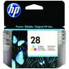 HP 27 Black Inkjet Cartridge (Standard Yield, 280 Page Capacity) C8727AE