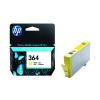 HP 364 Yellow Inkjet Cartridge CB320EE