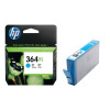 HP 364XL High Yield Cyan Inkjet Cartridge CB323EE