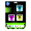HP 363 Cyan Inkjet Cartridge (Standard Yield, 400 Page Capacity) C8771EE