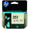 HP 351 Cyan/Magenta/Yellow Inkjet Cartridge CB337EE