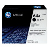 HP 64A Black Laserjet Toner Cartridge CC364A