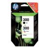 HP 300 Black Inkjet Cartridge CC640EE