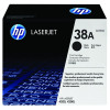 HP 38A Black Laserjet Toner Cartridge Q1338A