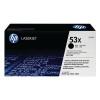 Q-Connect Compatible Solution HP 53X Black Laserjet Toner Cartridge High Capacity Q7553X