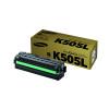 HP CLT-K505L High Yield Black Toner Cartridge SU168A
