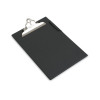Rapesco Heavy Duty Clipboard Foolscap Black CD1000B2