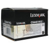 Lexmark High Capacity C540H1KG Black Return Program Toner Cartridge