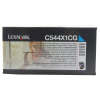 Lexmark Cyan Return Program Toner Cartridge Extra High Yield C544X1CG