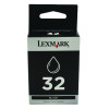Lexmark 32 Black Inkjet Cartridge 18CX032E